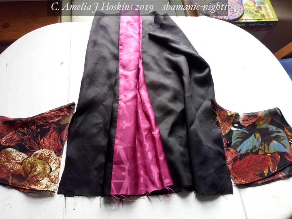 Dressmaking instructions
